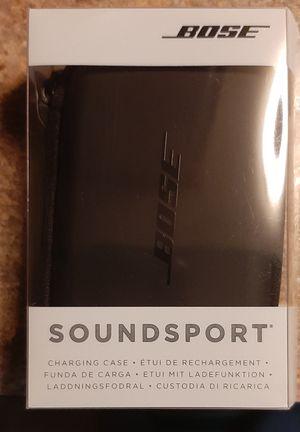 Bose SoundSport charging case, Black for Sale in Westland, MI