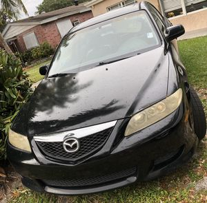 Mazda 6 for Sale in Hollywood, FL
