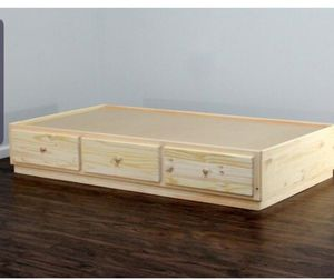 Twin size Captains bed for Sale in New York, NY
