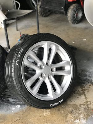 07 civic Si wheels 5x114 for Sale in Bakersfield, CA
