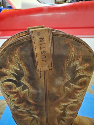 JUSTIN Cowboy Boots, Mens Size 11 for Sale in Puyallup, WA
