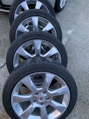 "Set of 4 wheels 17"" OEM Cadillac ATS for Sale in Auburn, WA"