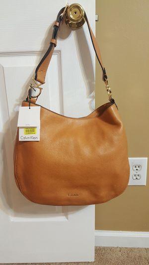Calvin Klein hobo soft leather bag for Sale in Hampton, GA