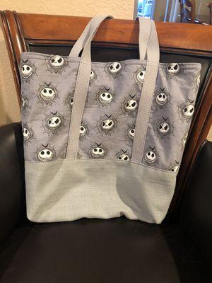 Tote bag /Jack skellington for Sale in Phoenix, AZ