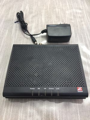 Zoom Cable Modem 3.0 Series 1094 - Model 5341J for Sale in Houston, TX