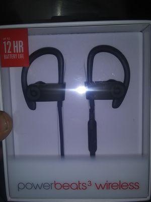 Beats power wireless 3 Headphones for Sale in Portland, OR