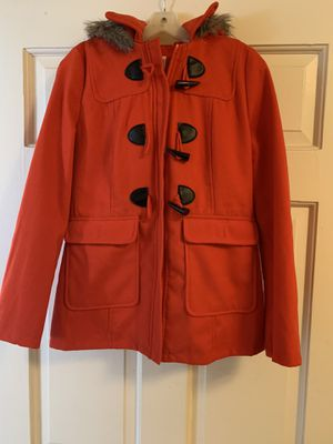 Salmon colored winter Jacket for Sale in Glendale, CA
