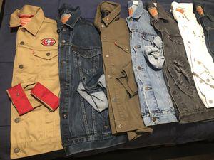 Levi's Denim Trucker Jackets for Sale in Orlando, FL