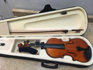 Half Size Strong Wind Beginner Violin for Sale in Chandler, AZ