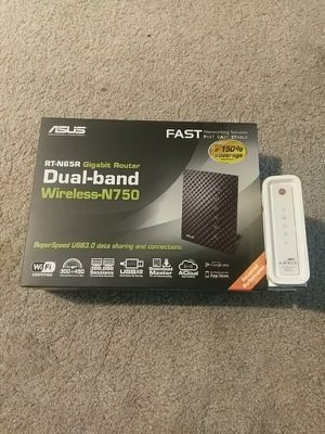 Modem and Router for Sale in York, PA