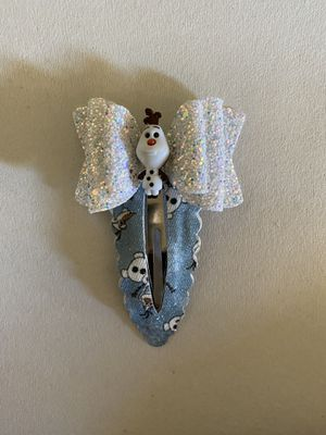 Olaf snap clip 3.5 inch $5 for Sale in Long Beach, CA