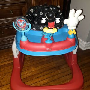 Disney Baby Mickey Mouse Walker for Sale in Queens, NY