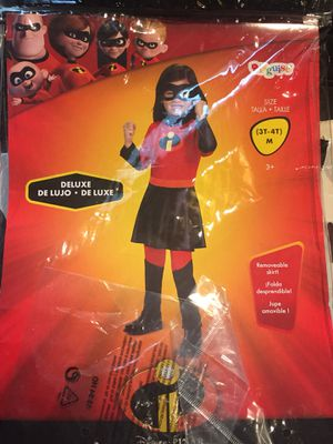 Incredibles Halloween Costume - $10 for Sale in Boston, MA