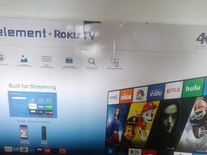 50 inch element smart 4k TV new for Sale in Pittsburgh, PA