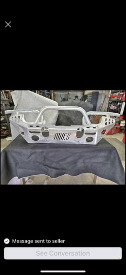 Jeep Aries Front Bumper for Sale in San Antonio,  TX