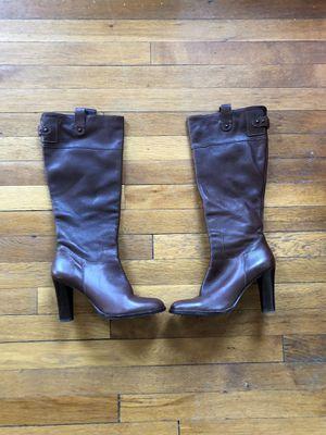 Size 8 banana republic boots for Sale in Washington, DC