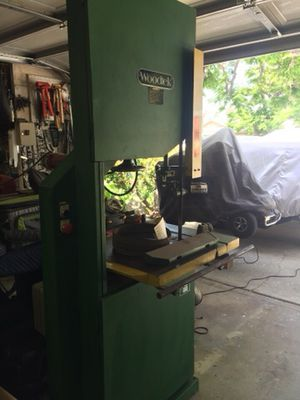 Woodtek Band Saw for Sale in Anaheim, CA