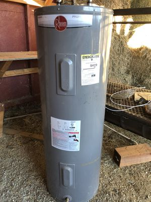 Water heater for Sale in Tracy, CA