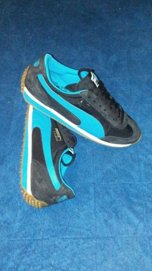 Shoes puma size 9.5 for men chequen más ofertas 👖🎽👟👞👡 for Sale in Los Angeles, CA
