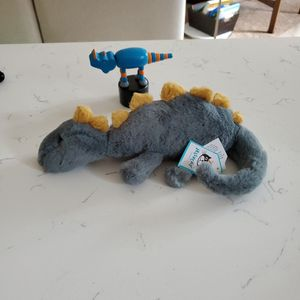 Baby/toddler Dinosaur Toy And stuffed Animals for Sale in Edmonds, WA