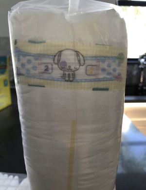 Size 2 diapers for Sale in Hialeah, FL
