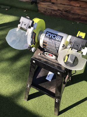 RYOBI grinder and sharpener for Sale in San Jose, CA