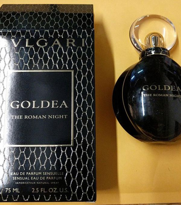 Bvlgari goldea the Roman night for women 2.5oz