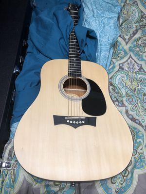 Peavey Acoustic Guitar w/ Case for Sale in Grape Creek, TX