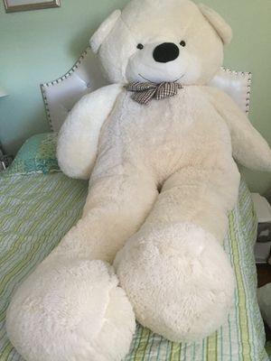 Teddy bear 6 ' tall for Sale in Siler City, NC