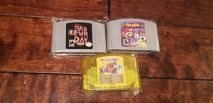 Nintendo 64 games for Sale in undefined