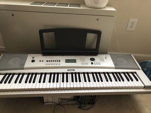 Yamaha YPG-235 Keyboard 76 Keys for Sale in Arlington, VA