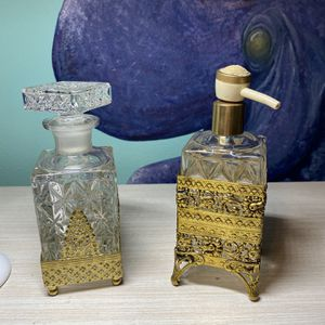 Vintage Vanity Bottles for Sale in Chesterfield, MO