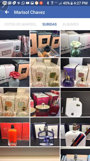 Perfumes originales dama y Caballero for Sale in Phoenix, AZ