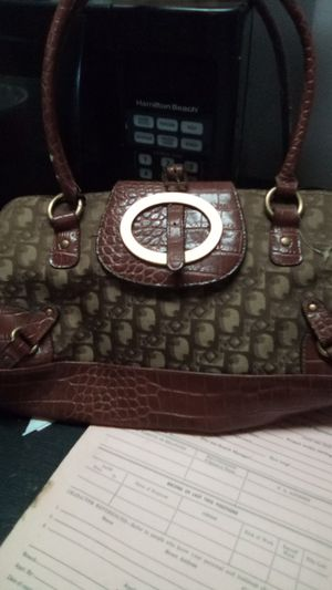 Purse genuine leather for Sale in Long Beach, CA