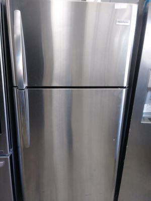 *NEW* 2019 Frigidaire top and bottom in stainless steel for Sale in Santa Ana, CA