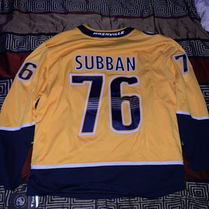 PK Subban Hockey Jersey Authentic Size XL Brand New for Sale in Hayward, CA