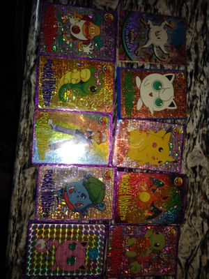Vintage collectible classic Pokemon cards mint condition for Sale in Denver, CO