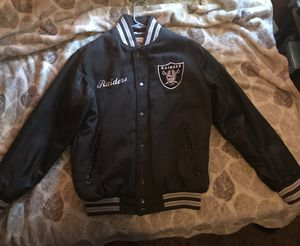 80s Raiders Vintage Chalkline Jacket for Sale in Kingsburg, CA