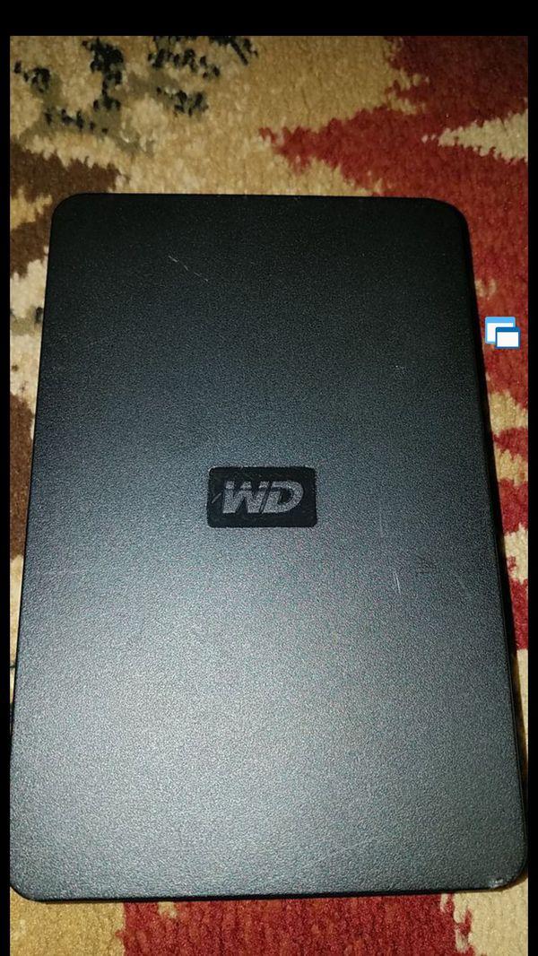 Friday night sale 25 dollars western digital 1.5 TV computer hard drive