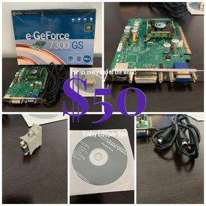 E-geforce 7300 gs graphics 256mg for Sale in Los Angeles, CA