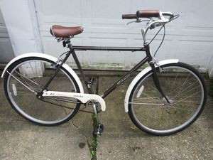 Schwinn Coffee, cruiser bike 1 speed, large frame for Sale in Cleveland, OH