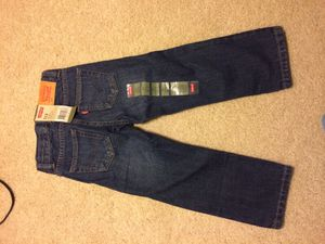 Brant new Levi's 514 for boy jean for Sale in North Potomac, MD
