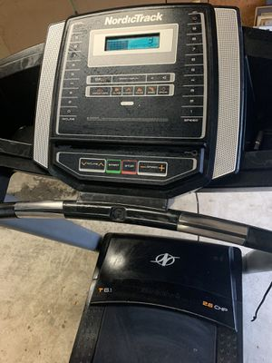 Nordictrack treadmill T6.1 for Sale in Perris, CA