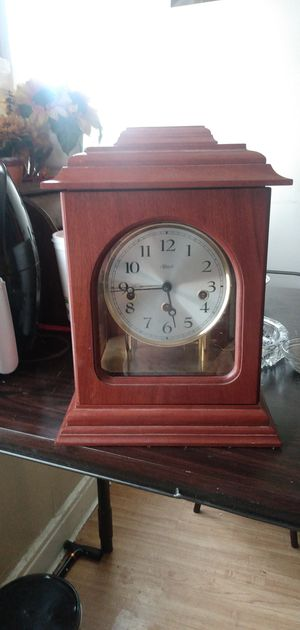 Franz hermle antique clock 340-070 for Sale in Cleveland, OH