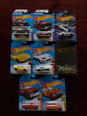 Hot Wheels Toyota Nissan Datsun Lot for Sale in Norwalk, CA