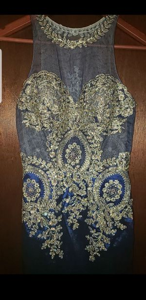 Royal blue dress for Sale in New Port Richey, FL