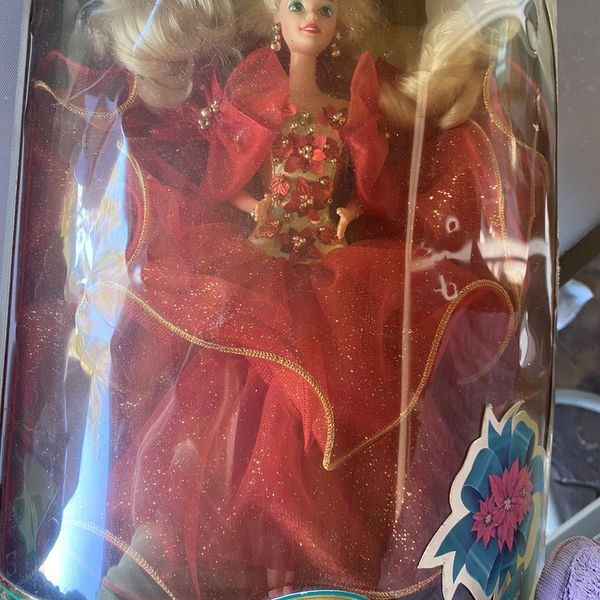 Holiday Barbie Great Deal 2 Collectors Dolls