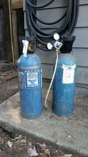 Carbon Dioxide bottles for Sale in Portland, OR