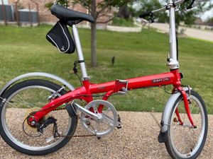 Folding bike good condition for Sale in Plano, TX