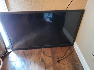 55 inch Insignia flat screen T.V for Sale in Fresno, CA